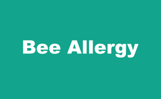 Bee Allergy
