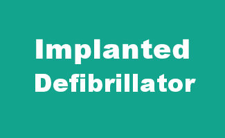 Implanted Defibrillator