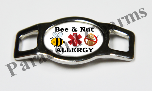 Bee & Nut Allergy - Design #001