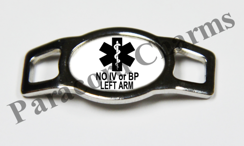 No IV or BP LEFT - Design #008