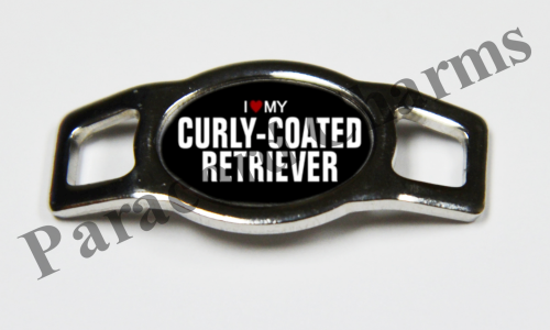 Curly-Coated Retriever - Design #004