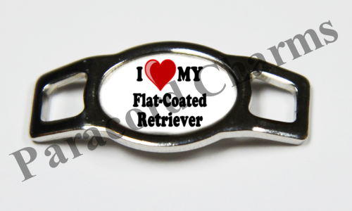 Flat-Coated Retriever - Design #008