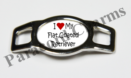 Flat-Coated Retriever - Design #009